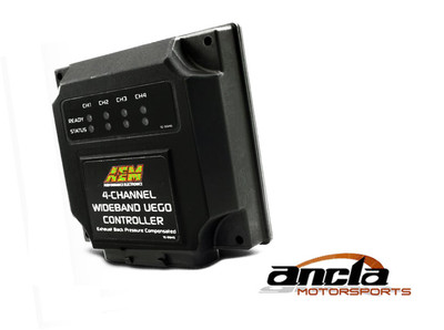 4 Channel Wideband UEGO Controller